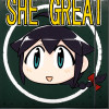 [望想竹(青岚)] SHE GREAT